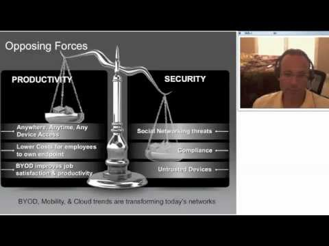 Secure BYOD and Wireless Solutions Webinar.m4v