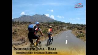Cycling unlimited: Radreise durch Java und Bali
