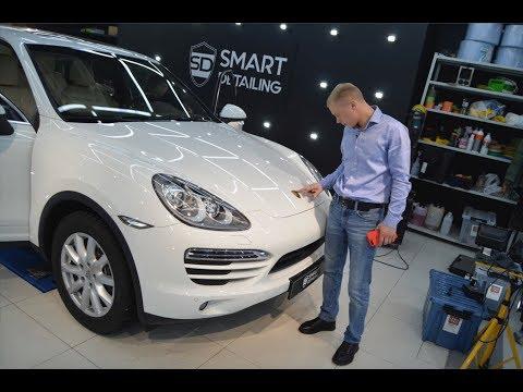 Интервью с Mr.Cap. Синие сиденья в Porsche - Детейлинг