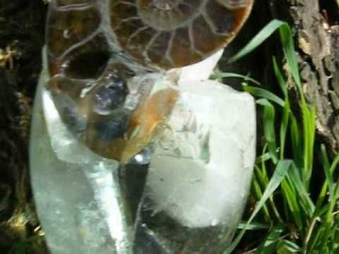St.Clair Star Resonators - Rose Quartz Crystal