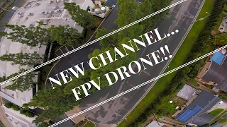 FPV Freestyle Drone Flying! (see description)