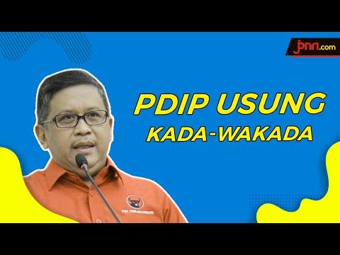 Daftar Nama 49 Pasangan Calon Kada-wakada Diusung PDIP, Bagaimana Solo dan Medan