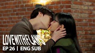 Ahn Jae Hyeon Kisses Oh Yeon Seo  Love With Flaws Ep 26
