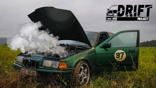 Kamarád mi NABOURAL auto | DRIFT PROJECT #9