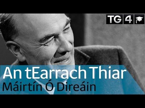 An tEarrach Thiar le Máirtín Ó Direáin  Dánta  TG4 Foghlaim