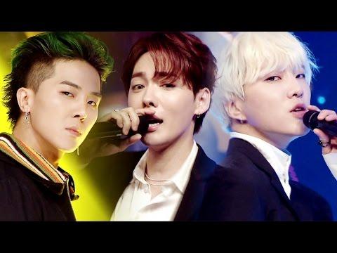 """""""Comeback Special"""" WINNER (Pemenang) - REALLY REALLY @ Lagu Populer Inkigayo 20170409"""