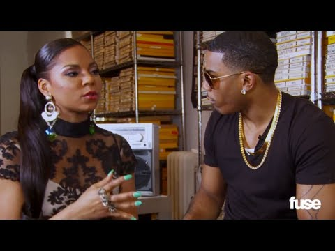 Ashanti Grills Nelly on His Tastes in Women & Evolving Hip H