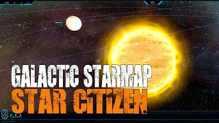 Star Citizen - Galactic Star Map