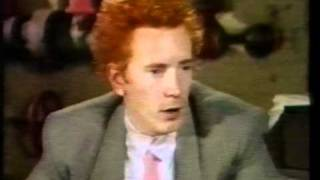 1984 - John Lydon interviewed by Nicky Horne