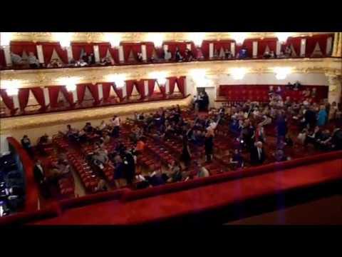 Прямая трансляция из Большого театра: Балет Спящая красавица (6+)
