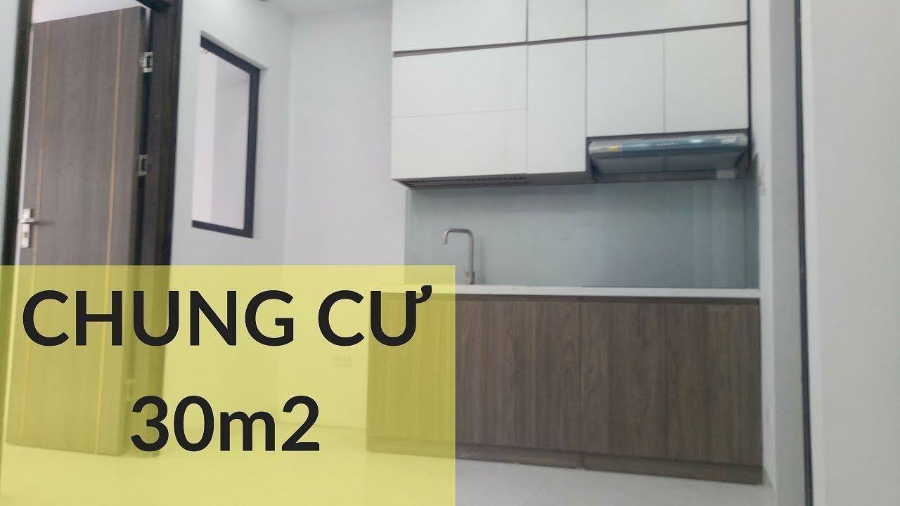 Chung cư mini Yên Hoà ▶️ Căn 02 S= 30m2 - YouTube