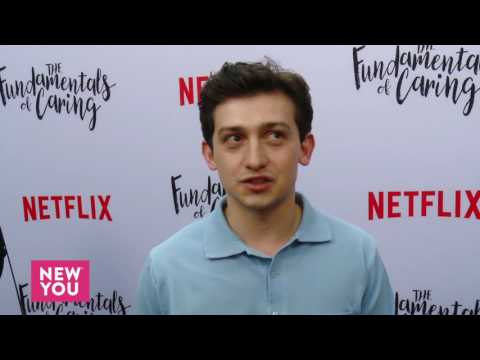 "Craig Roberts Interview at ""The Fundamentals of Caring"" Screening"