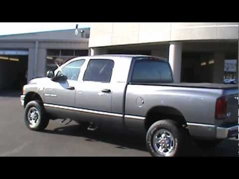 for sale 2006 dodge ram 1500 mega cab stk p6721 youtube. Black Bedroom Furniture Sets. Home Design Ideas