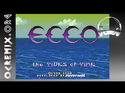 OC ReMix #3019: Ecco: The Tides of Time (GEN) 'A Derelict Machine' [Title] by Sefiros