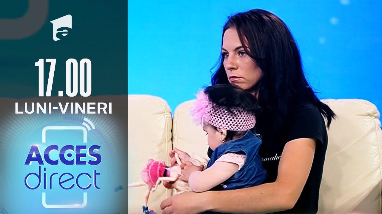 Mihaela cere grațiere să-și crească cei trei copii!