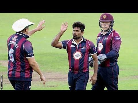 T20 Blast: Northants Steelbacks re-sign all-rounder Seekkuge Prasanna