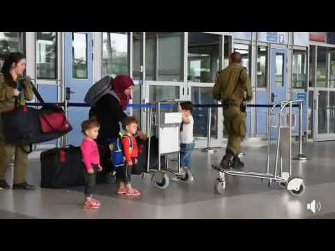 Israeli volunteers  transport Palestinian patients from the Gaza Strip to Israeli hospitals