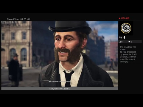 Assassin's Creed Syndicate (Not World War I)