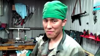 видео Гремит цепь грм Honda Fit