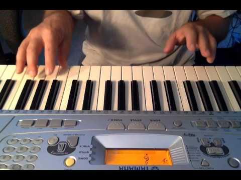 Prince 1999 keyboard riff comp