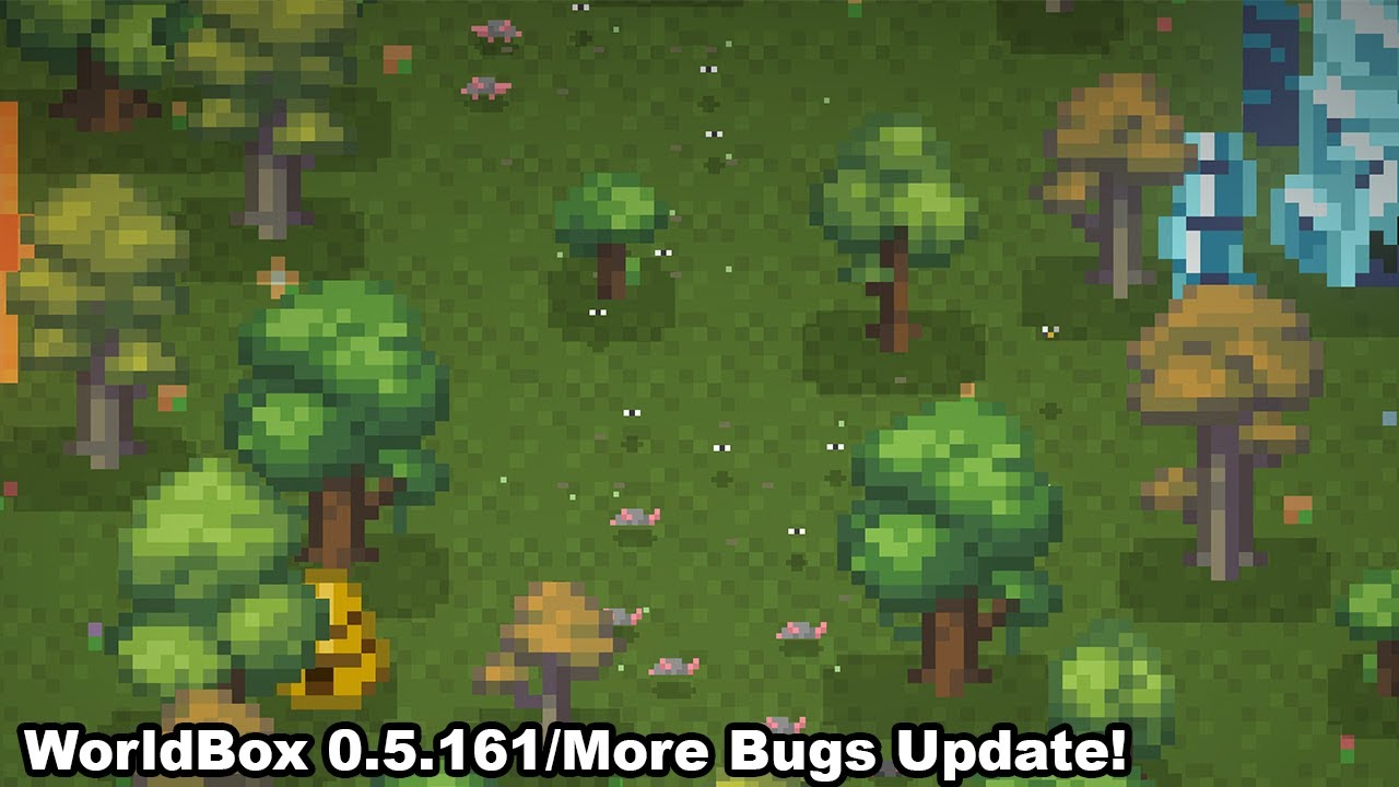 WorldBox More Bugs Update!