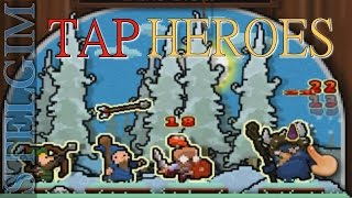 Tap Heroes - Point & Click Adventure Game(Tap Heroes is a puppet show adventure RPG. You start out with a single hero, and build your party up to the point where you don't have to aid them anymore., 2016-03-11T17:00:01.000Z)