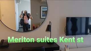 Meriton suites Kent st Sydney …