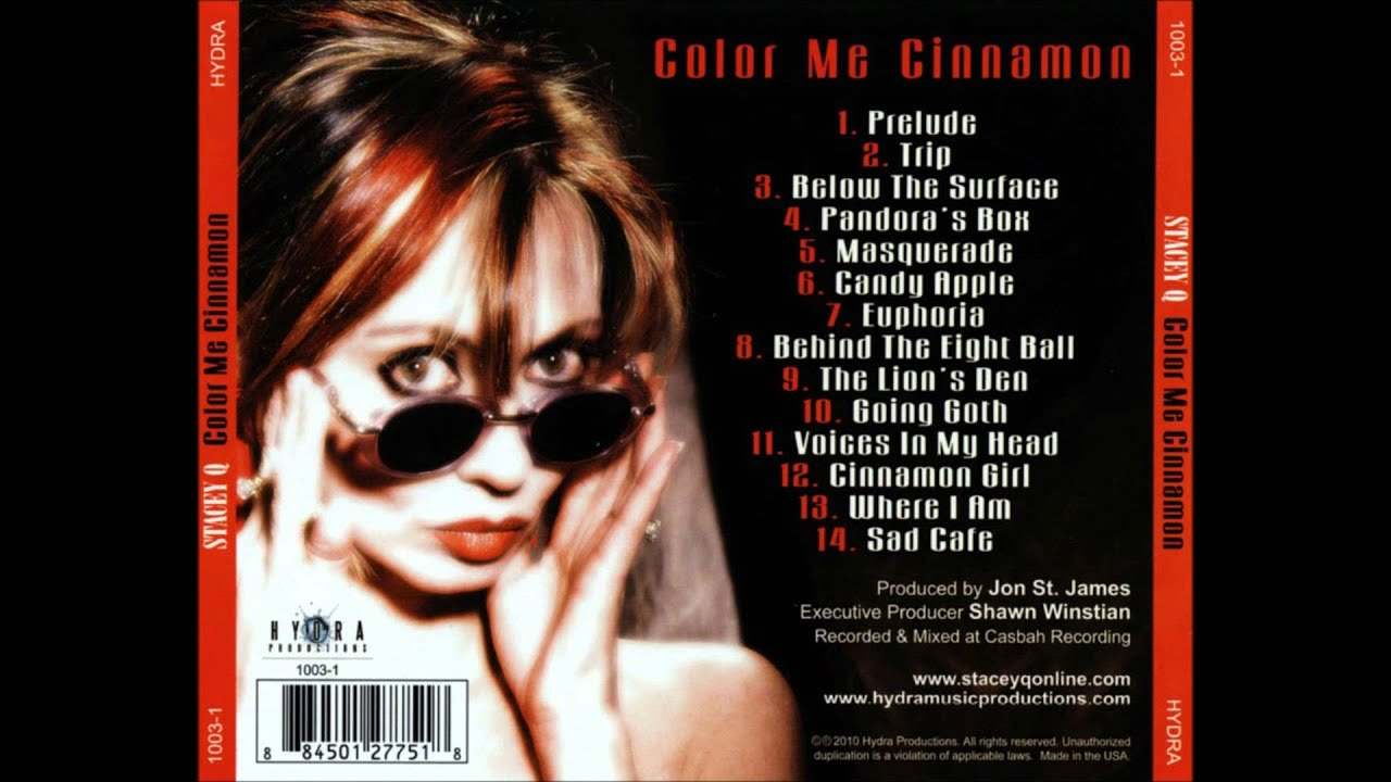 Color q online - Stacey Q Cinnamon Girl