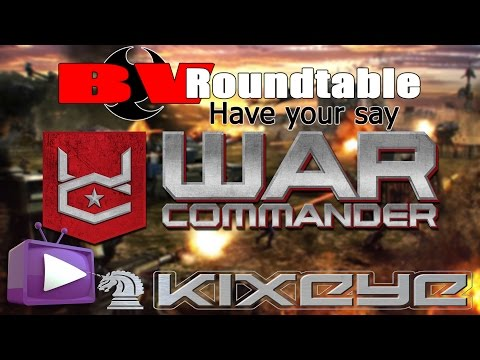War Commander Roundtable - Elite Titan, Shadow Ops, Platform and Thorium Updates