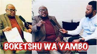 BOKETSHU à Signé LIWA Pona Corps ya ROSSY MUKENDI, AFINGI Ba Politiciens Nionso Pona MOÏSE KATUMBI