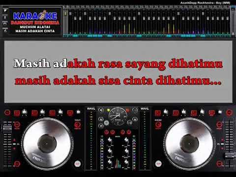 Muchsin Alatas - Masih Adakah Cinta Karaoke Dangdut Indonesia