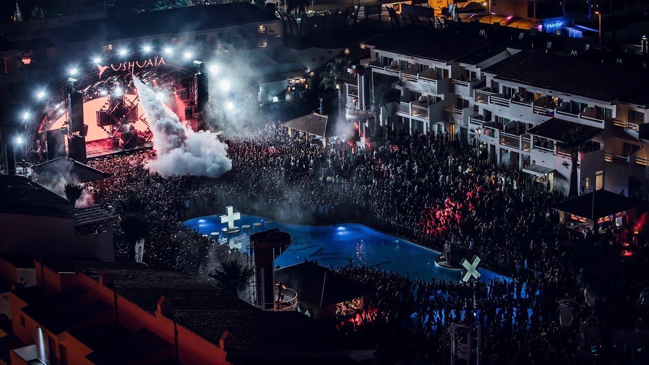 Complete Line Up Drop Martin Garrix At Ushuaia Ibiza 2018 One Edm