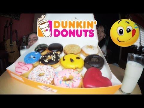 [MUKBANG] 🍩 Dunkin