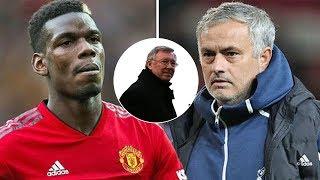 Bài học từ Sir Alex, M.U nên chọn Mourinho thay vì Pogba