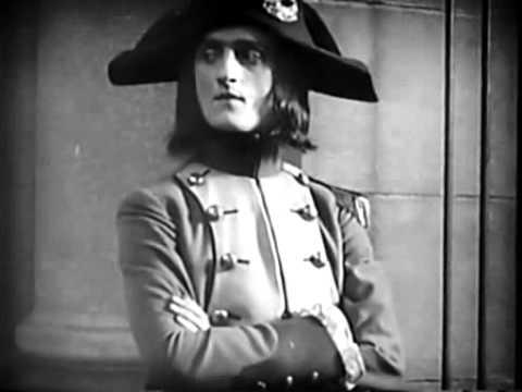SCARAMOUCHE Rex Ingram 1923, odlomak  Slavko Vorkapich