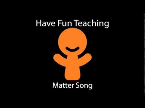 Matter Song  Audio