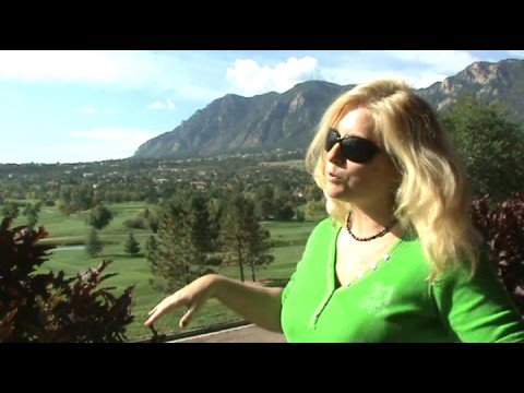 Tammy at Cheyenne Mountain Resort Colorado Springs, CO Oct.