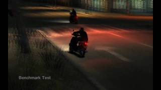 GTA IV - Benchmark (Core i5 750. 4GB Corsair DOMINATOR, HD4850)
