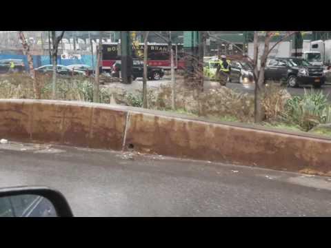 NYC Traffic Control