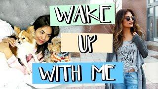 Wake Up With Me / Morning Routine | Belinda Selene