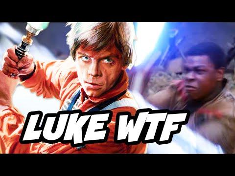 Star Wars The Force Awakens Trailer 3 and Luke Skywalker Breakdown