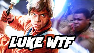 Star Wars The Force Awakens Trailer 3 and Luke Skywalker Breakdown