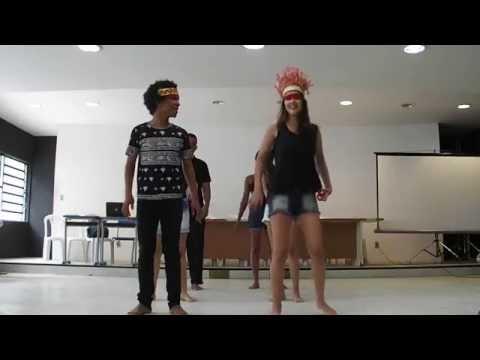 Coreografia Cabloquinho - UNIDADE DANÇA. 2015