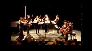 Mendelssohn Octet 1st movement. Verbier Festival 2014