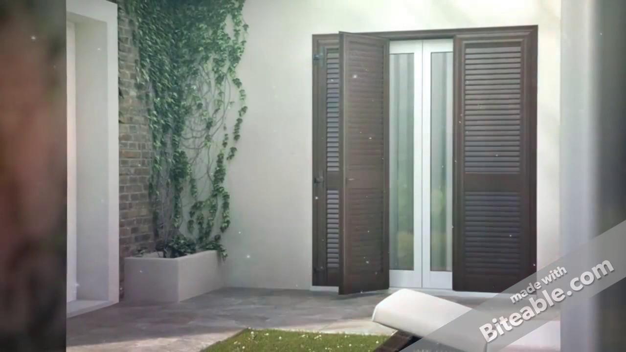 persiane in alluminio per finestre e portefinestre non