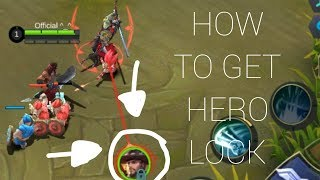 Mobile Legends - How to get Hero Lock Mode and Last Hit Attack 2017