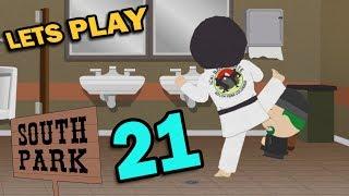 """ч.21 - Обучение пуку """"Шептун"""" - Прохождение South Park The Stick of Truth"""