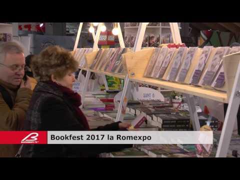 Bookfest 2017 la Romexpo