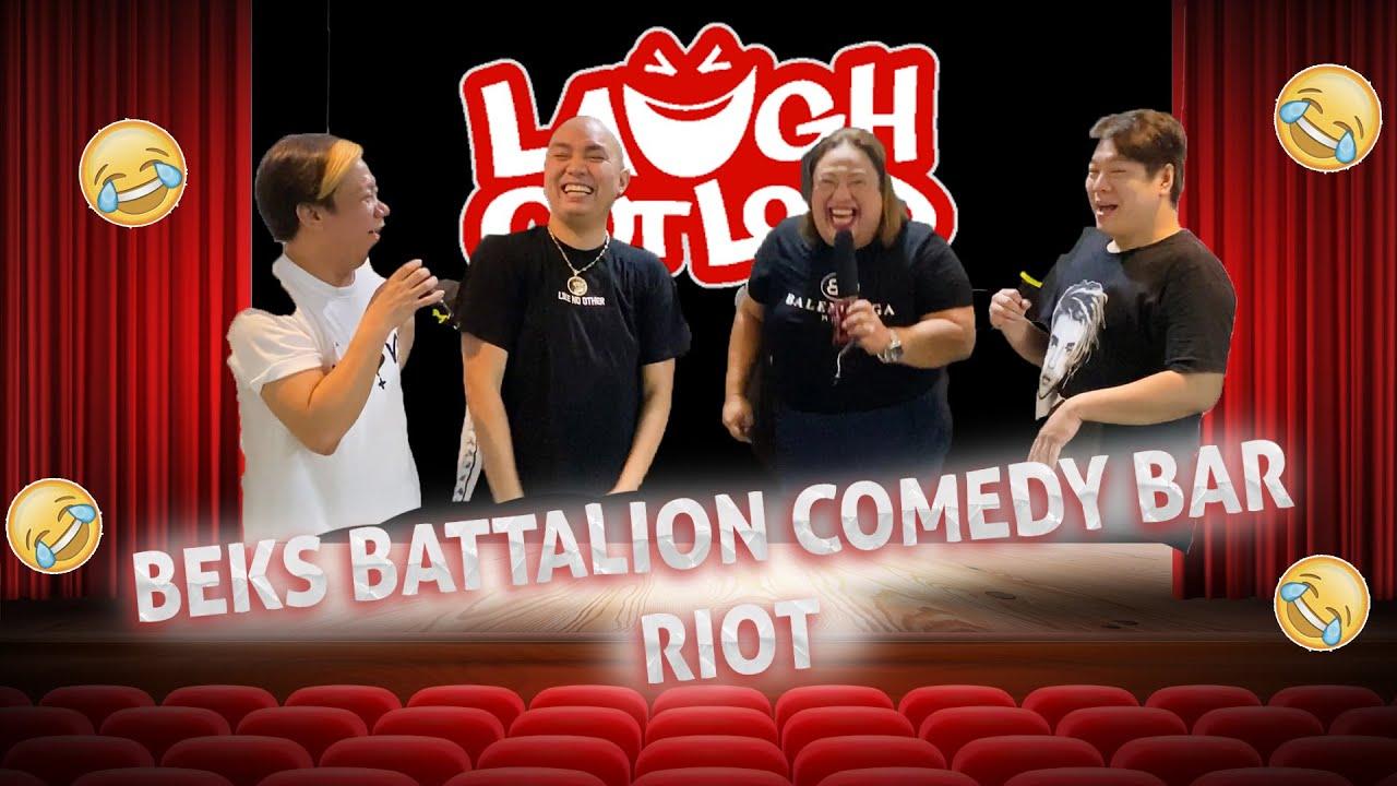 BEKS BATTALION COMEDY BAR RIOT| PETITE TV