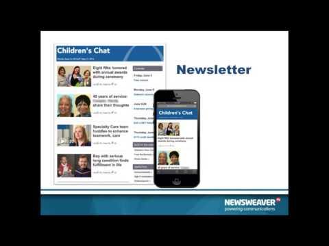 Effective Employee Newsletter Example
